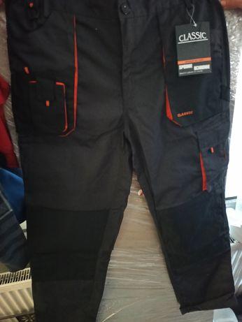 Spodnie robocze ochronne