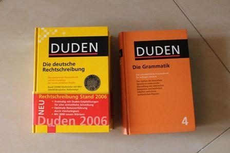 DUDEN dwa słowniki