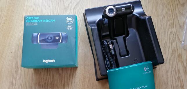 Kamera Logitech 9000 pro.