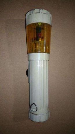 Miecz świetlny rodem z PRL latarka