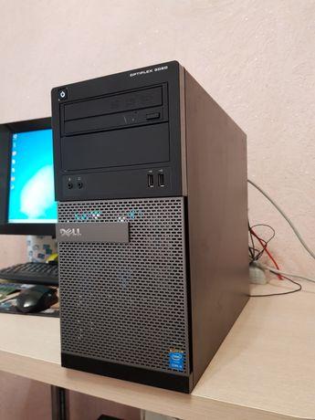 Intel i5-4460s 2.9-3.4Ghz/8gb память/500gb диск-Мощный компьютер 4ядра