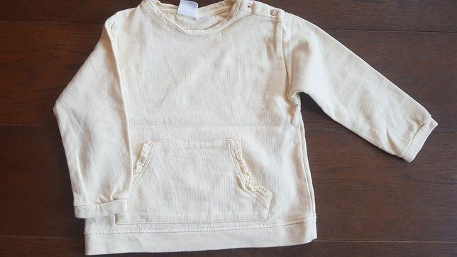 Zesatw bluzy Zara 98 i 104
