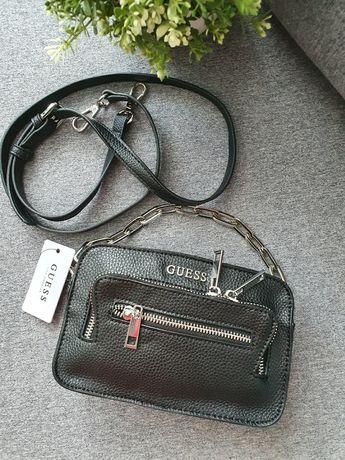 Crossbody Guess Tallie utility pocket , чорного кольору ,сумка,клатч