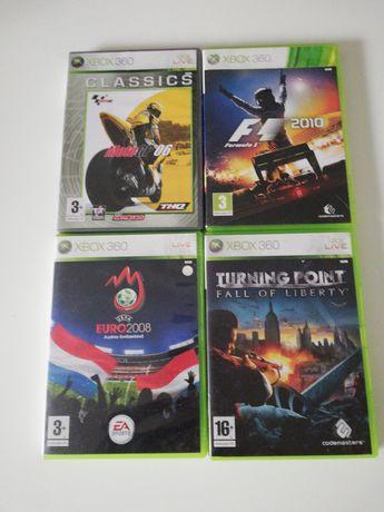 Xbox360 X box 360 Xbox 360 gry wyścigowe sportowe strzelanki