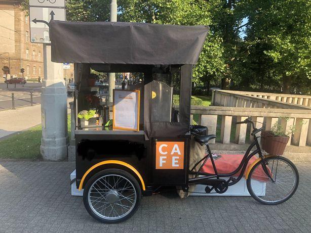 Gotowy pomysł na biznes mobilna kawiarnia