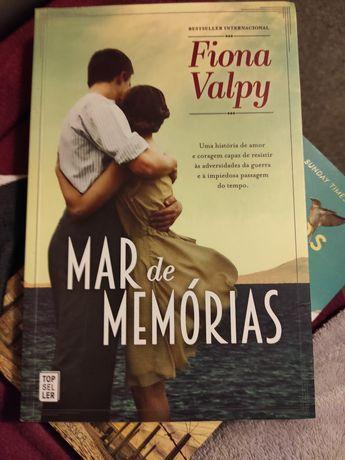 Mar de Memórias deFiona Valpy