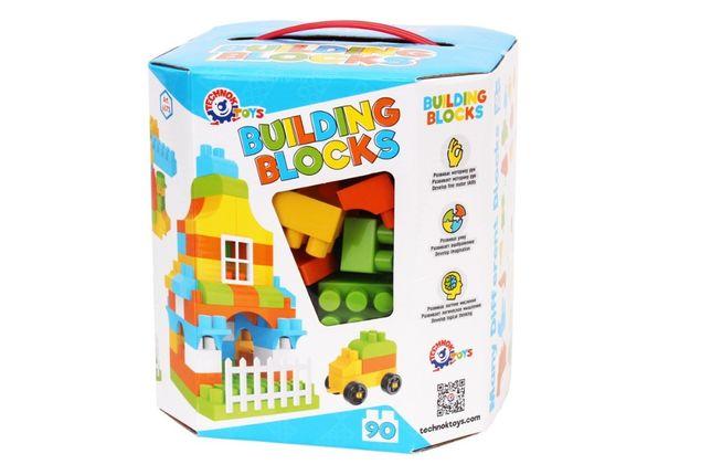 Розвиваючий конструктор для хлопчиків та дівчаток