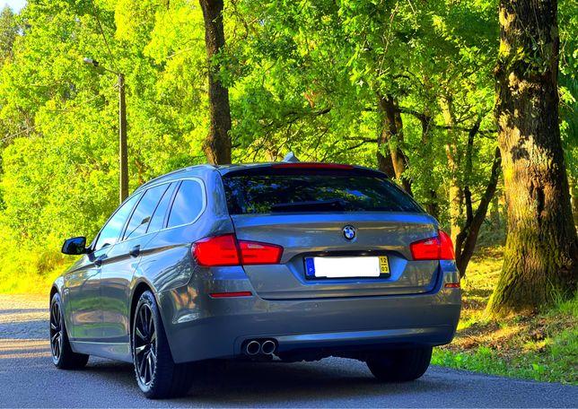 BMW 520D Touring Ler descrição