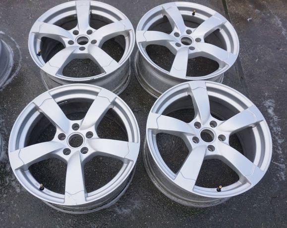 "18"" 5x112 DBV Audi S line A4 A6 Vw Golf Touran Jetta Seat Bbs rotor oz"