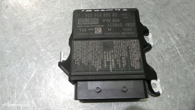 Centralina Airbags Seat Leon (5F1)