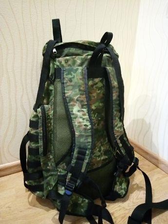 Рюкзак тактический Prom Tex для охоты, рыбалки, туризма Камуфляж