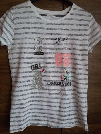 T-shirt młodzieżowy nowy