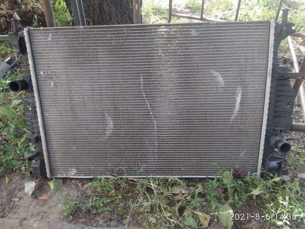 Радиаторы комплект, оригинальный, б/у, Форд Фьюжн, 2017, рест