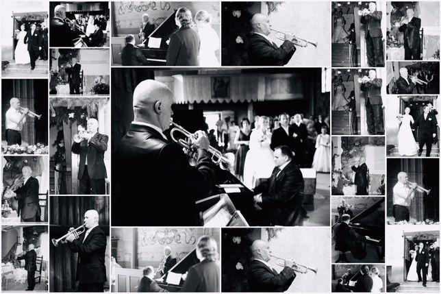 Zdzisław Mucha - trębacz - muzyka na ślub, pogrzeb