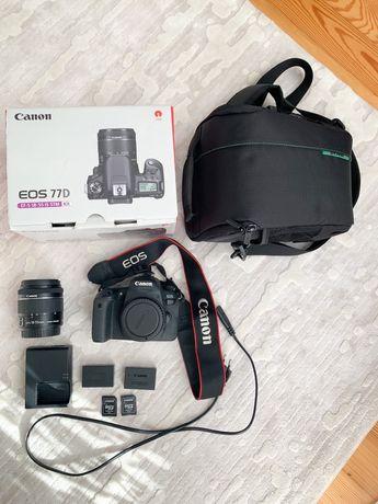 Фотоапарат Canon 77 D