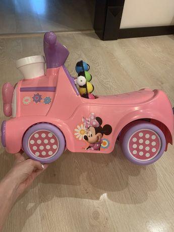 Музыкальный чудомобиль Kiddieland Disney Minnie