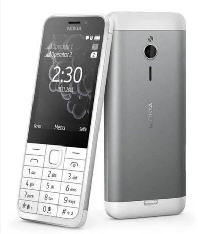 Nokia 230 dual sim bez sim lock'a. Na gwarancji !!!