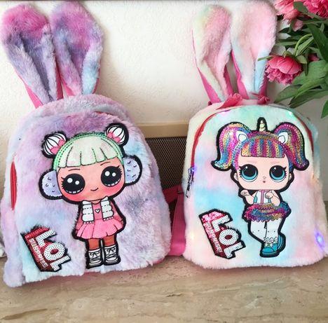 Суперские рюкзаки LOL, детские рюкзаки, ранец