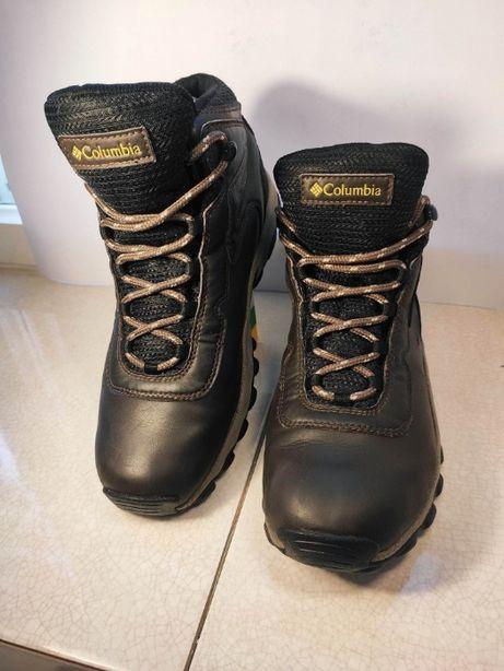 Мужские кожаные ботинки columbia Newton Ridge 39 р 25 см оригинал