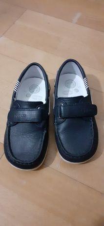 Sapatos chicco usados uma vez