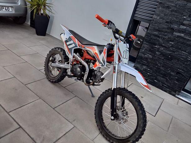 Pit Bike Orion Highper 125cc (yx125, Tox , Malcor) roda 14 / 17