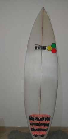 "Prancha de Surf Al Merrick 5,10"" Fred Rubble"