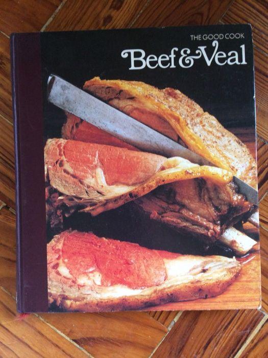 Livro de receitas de cozinha carne Time Life (em Inglês) Alvalade - imagem 1