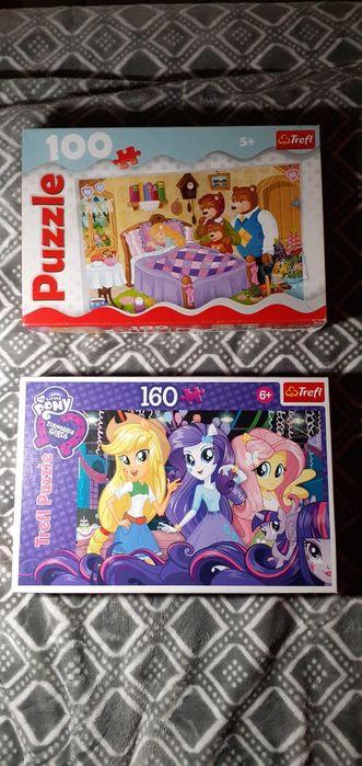 Puzzle Me Little pony i misiowanki. Błażkowa - image 1