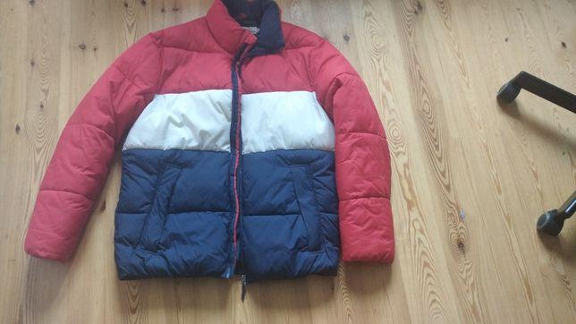 H&M kurtka zimowa roz M 175