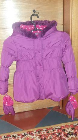 Курточка деми для девочки
