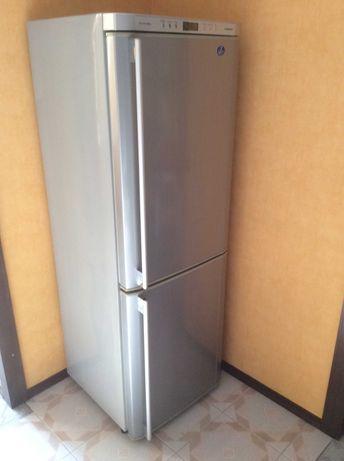 холодильник Samsung RL-33 EAMS, 290л, 2-камерный, No Frost