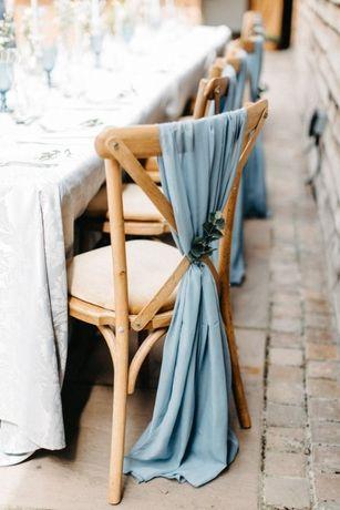 Krzesła Boho, rustykalne wynajem wesele, imprezy Kraków, cała Polska