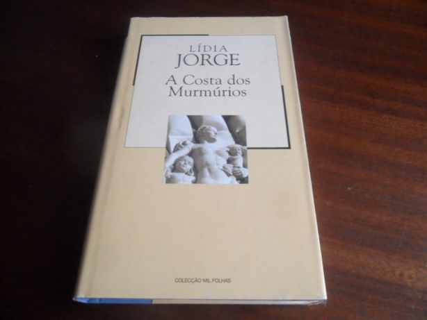 """""""A Costa dos Murmúrios"""" de Lídia Jorge"""