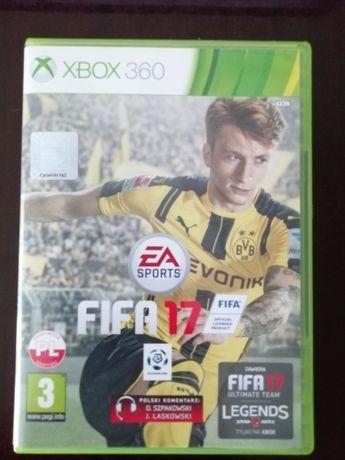 Gra FIFA 17 oraz FIFA 16