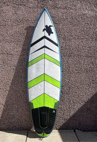 Prancha de surf 5'3 Wanted Surfboards