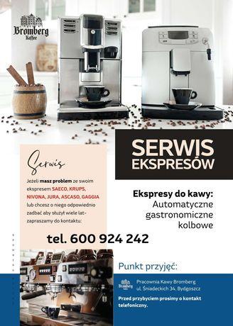 Serwis Ekspresów do Kawy Saeco Melitta Nivona Jura4