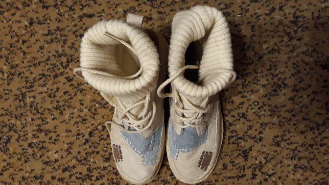 Ботинки подростковые 36 размер