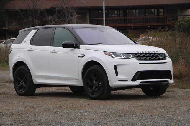 Продам _Land Rover Discovery 2020