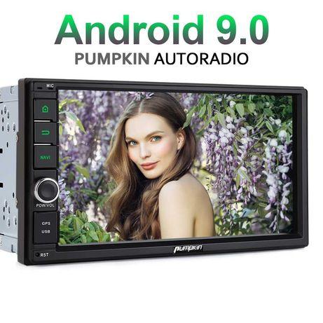 Автомагнитола Pumpkin AA0477B-A01 Android 2DIN