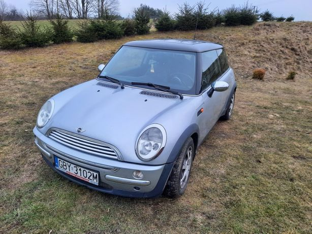 Mini Cooper 2002r