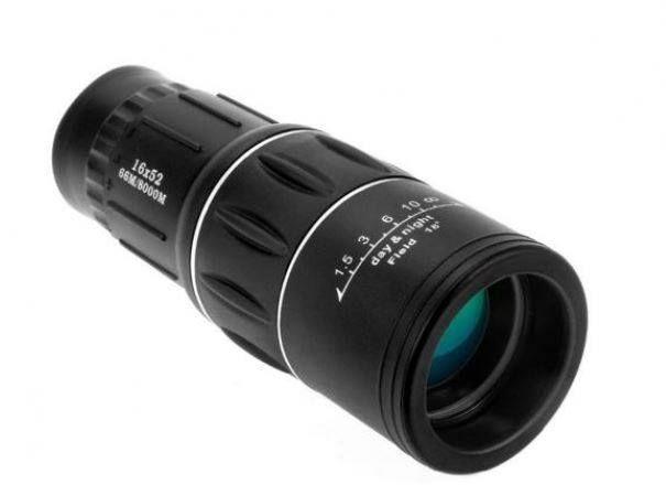 Monokular lornetka luneta 16x52 66m/8000m