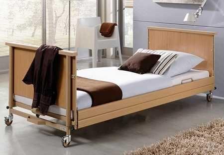 Łóżko rehabilitacyjne dla chorego na pilot, wypożyczenie