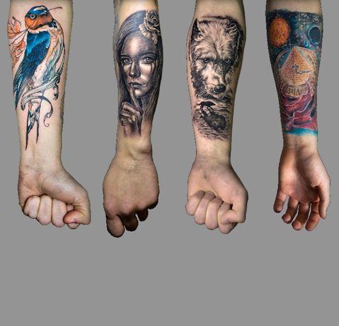 Татуювання в Вінниці