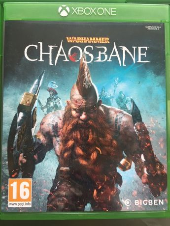 Gra XBOX ONE - Warhammer Chaosbane