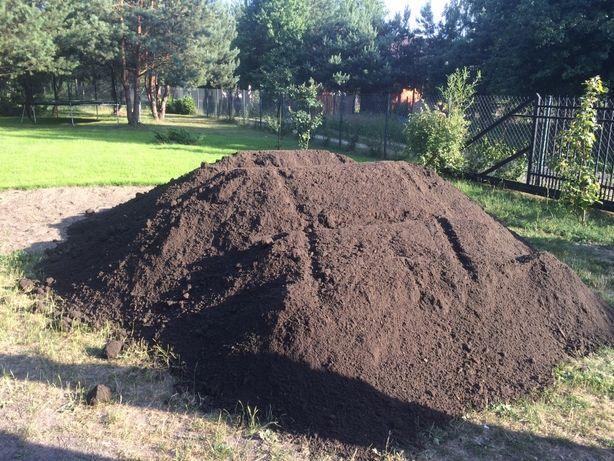 Czarnoziem - ziemia ogrodowa - cena z dostawą
