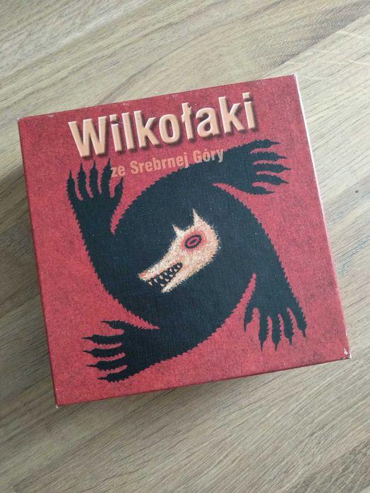 Wilkołaki ze Srebrnej Góry Mafia gra towarzyska Łódź - image 1