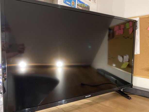 Tv sharp 40 cali LC-40CFE4042E