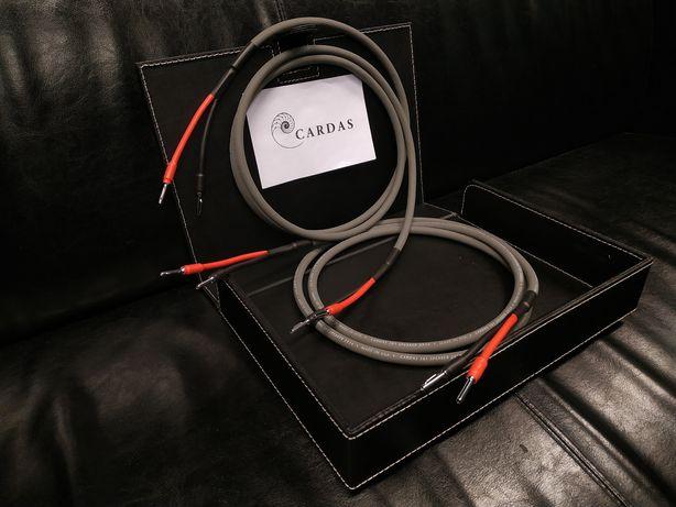 Cardas 101 kable głośnikowe konfekcja Trans Audio Hi-Fi Wrocław