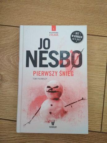 Jo Nesbo- pierwszy śnieg