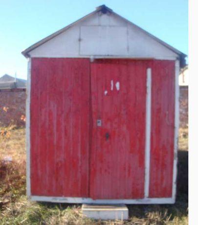 Продам бытовку (вагончик, подсобку, контейнер, кунг). б/у.